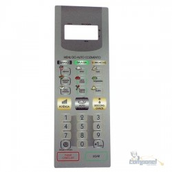 Membrana Teclado Microondas Panasonic NN-ST 3585